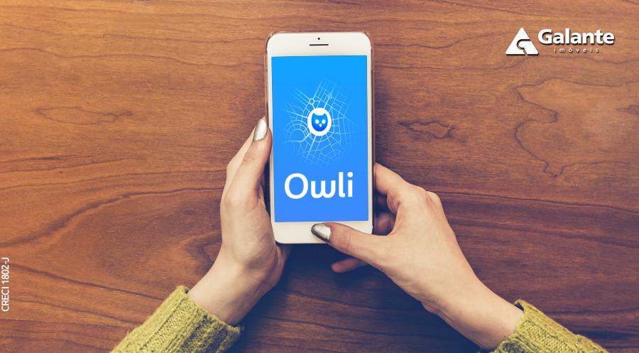 Aplicativo Owli facilita comunicação entre proprietários e locatários