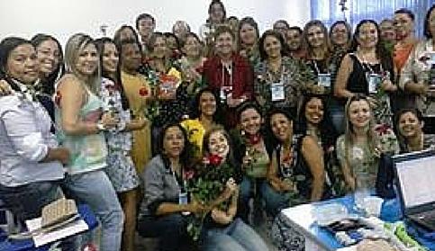Marta Relvas turma flores