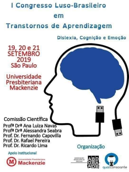 Congresso Luso Brasileiro em Transtornos de Aprendizagem