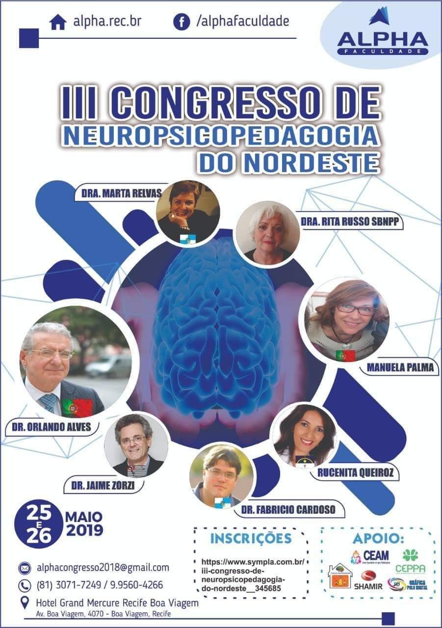 Congresso de Neuropsicopedagogia do Nordeste