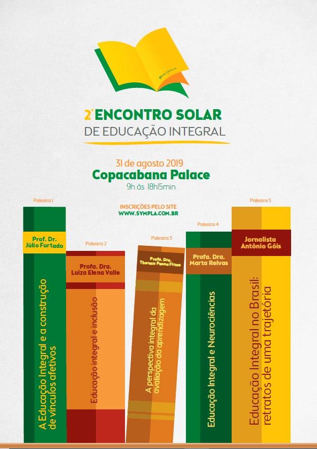 2º Encontro Solar de Educação Integral