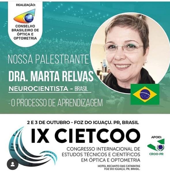 IX CIETCOO Congresso Internacional de Estudos Técnicos e Científicos em Optica e Optometria