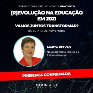 cartaz do evento online [R]EVOLUÇÃO NA EDUCAÇÃO 2021