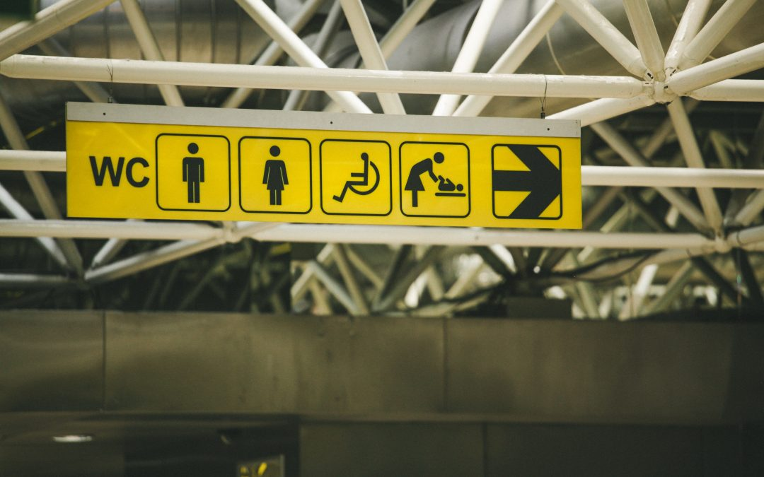 Imagem de placas simbolizando a importância da acessibilidade na web