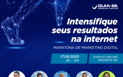 Maratona de Marketing Digital Setembro de 2020