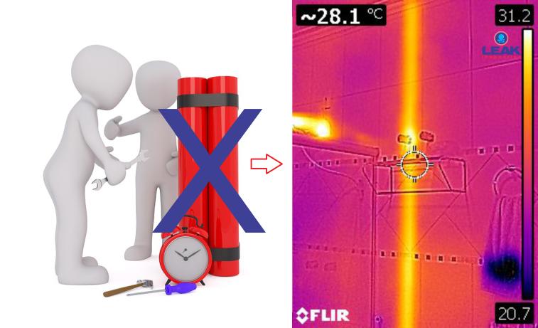 Detectar-vazamento-analise-termica